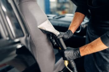 Kemijsko čišćenje vozila