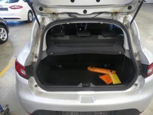 Prtljažnik - Renault Clio 1.5 dci - 2015. godina