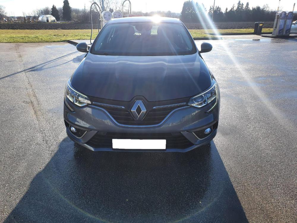 Renault Megane 1.5dci - 2016. godina