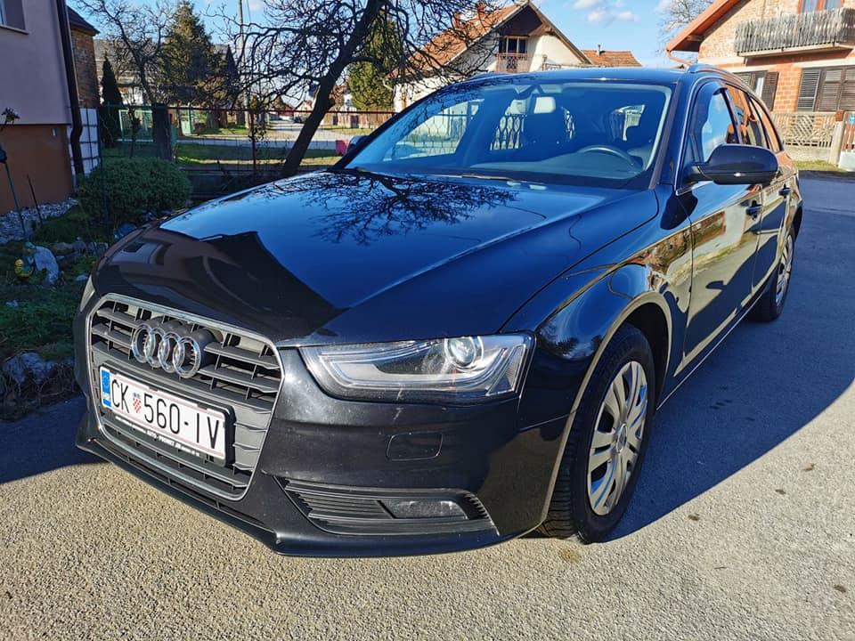 Audi A4 avant 2.0 TDI – 2013. godina
