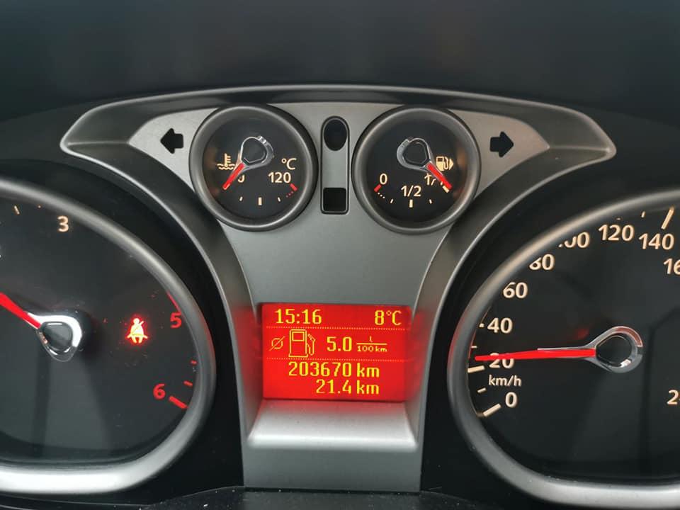 Ford Focus 1.6 TDCi karavan – 2010. godina