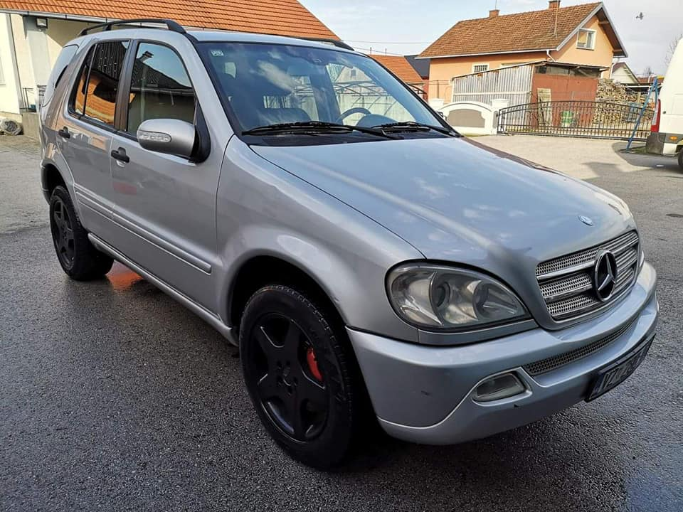 Mercedes-Benz ML 270 CDI automatik
