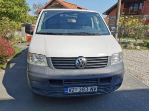 VW Transporter T5 2.5 TDI 2009. godina