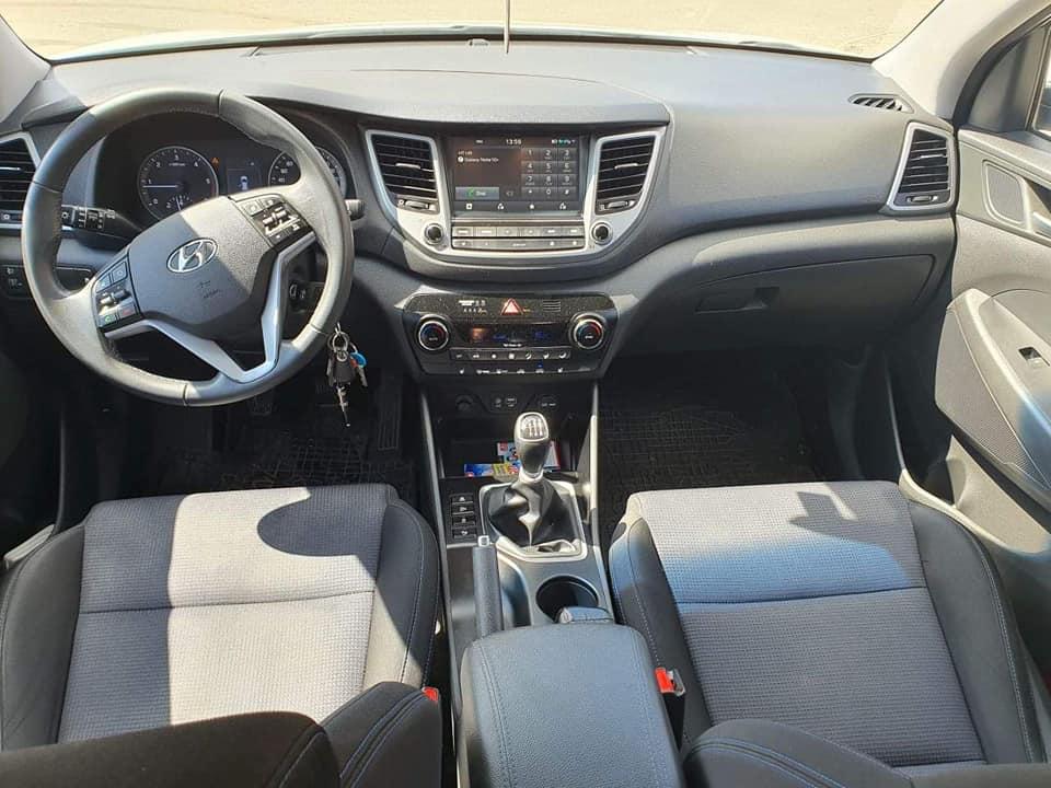Hyundai Tucson 1.7 CRDi garancija godinu dana