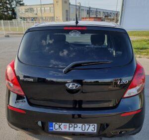 Hyundai i20 - 2014. godina - 50 000 kilometara