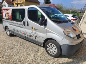 Rabljeni Renault Trafic
