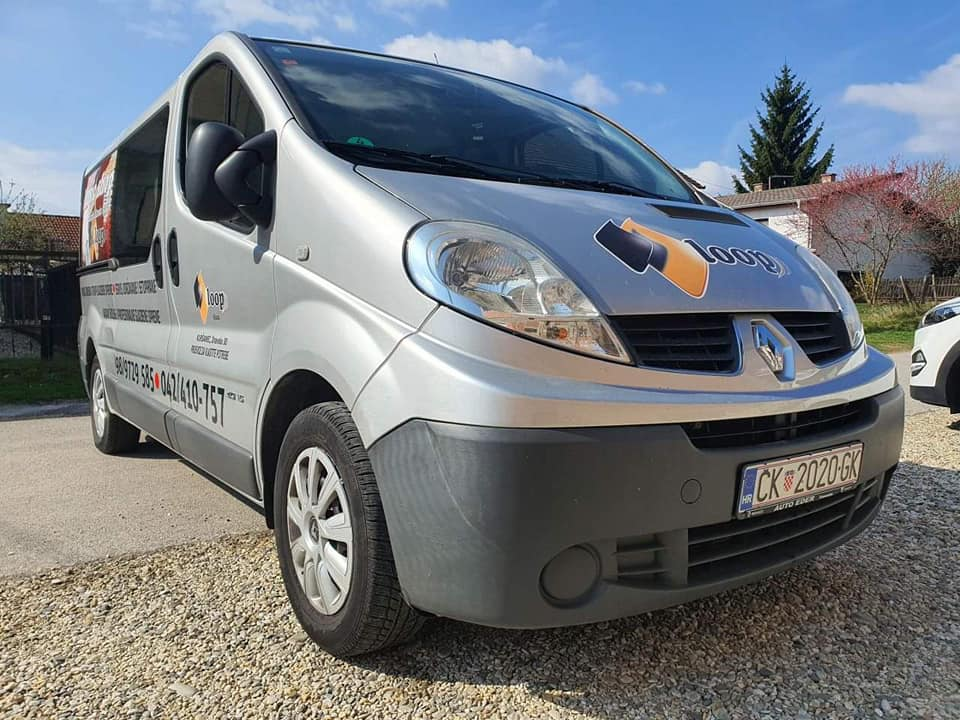 Renault Trafic 2.0 dCi 2010.godina