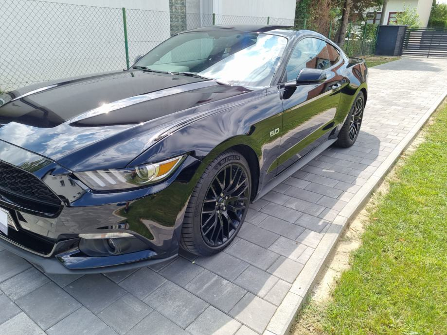 Ford Mustang 5,0 Ti-VCT V8