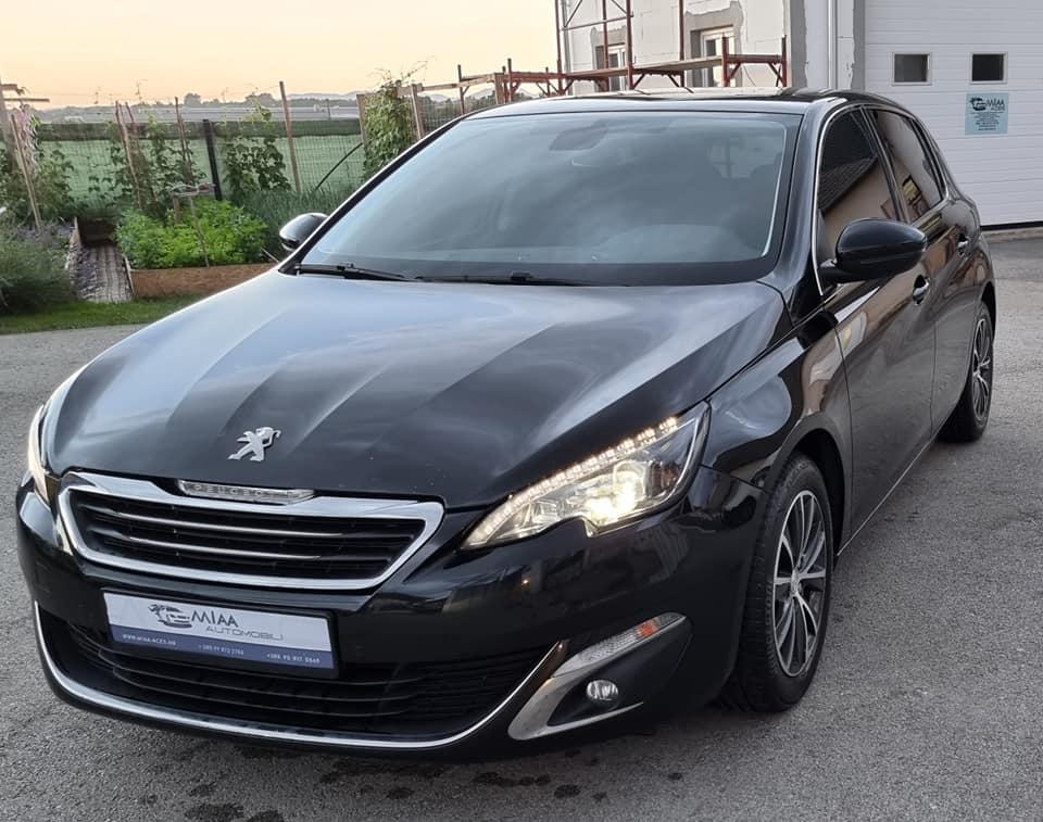 Peugeot 308 2.0 BLUEHDI ALLURE