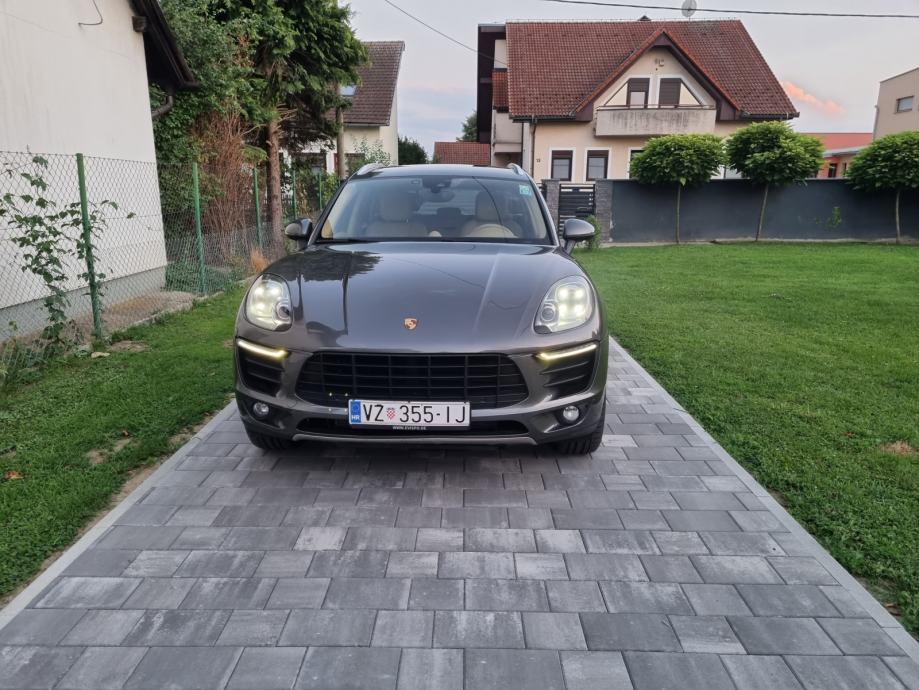 Porsche Macan 3,0 V6 PDK