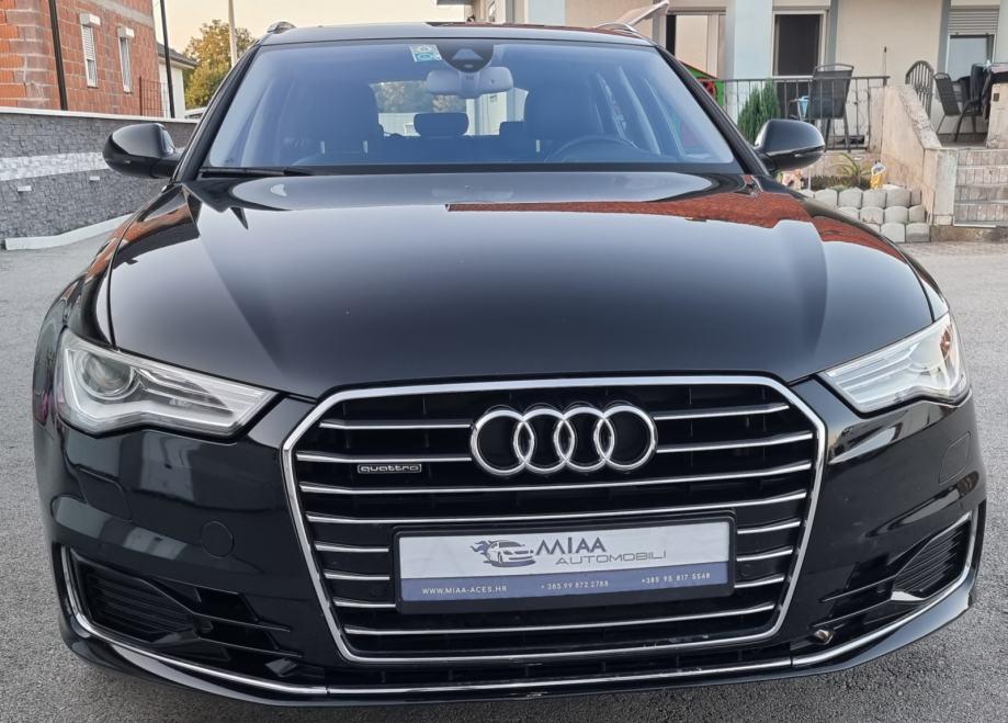 Audi A6 Avant 3,0 TDI QUATTRO