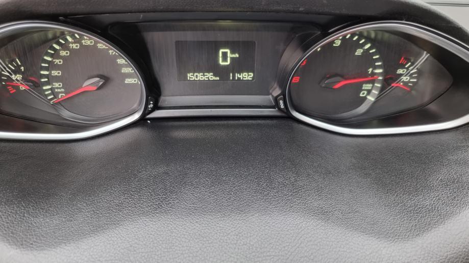 Peugeot 308 1,6 HDi